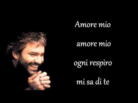 Andrea Bocelli - Semplicemente (Canto Per Te)