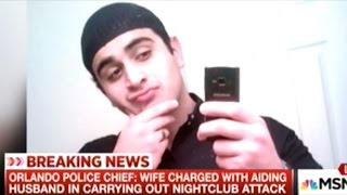 BREAKING! FBI Arrest Deviant Cultist Wife-- Noor Salman, Pulse Killer's Degenerate muzzie Asst