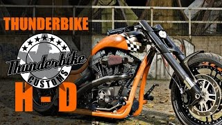 "Harley Davidson Screamin Eagle ""Dragster RS-O"" by Thunderbike 