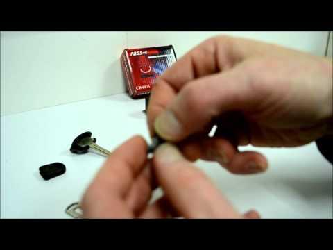 GM passlock 3  PK3 factory anti theft immobilozer bypass fix