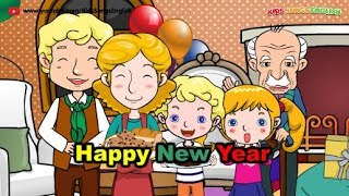 Happy New Year [Kids Song EngLish]