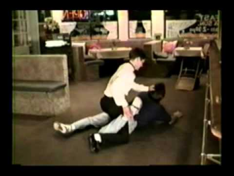 Kuk Sool Won - Joe Foster - Bar Fight Image 1