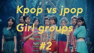 Download Lagu KPOP VS JPOP GIRL GROUPS! #2 (HD) Gratis STAFABAND