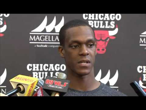 Rondo excited to team up with Dwyane Wade