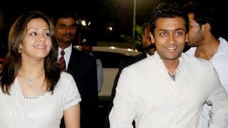 Will Jyothika Continue Acting? Surya's Answer...!