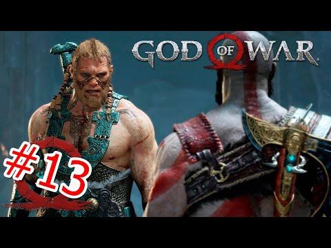 God of War; 13 Morte aos Filhos de THOR Dublado Pt Br . PS4
