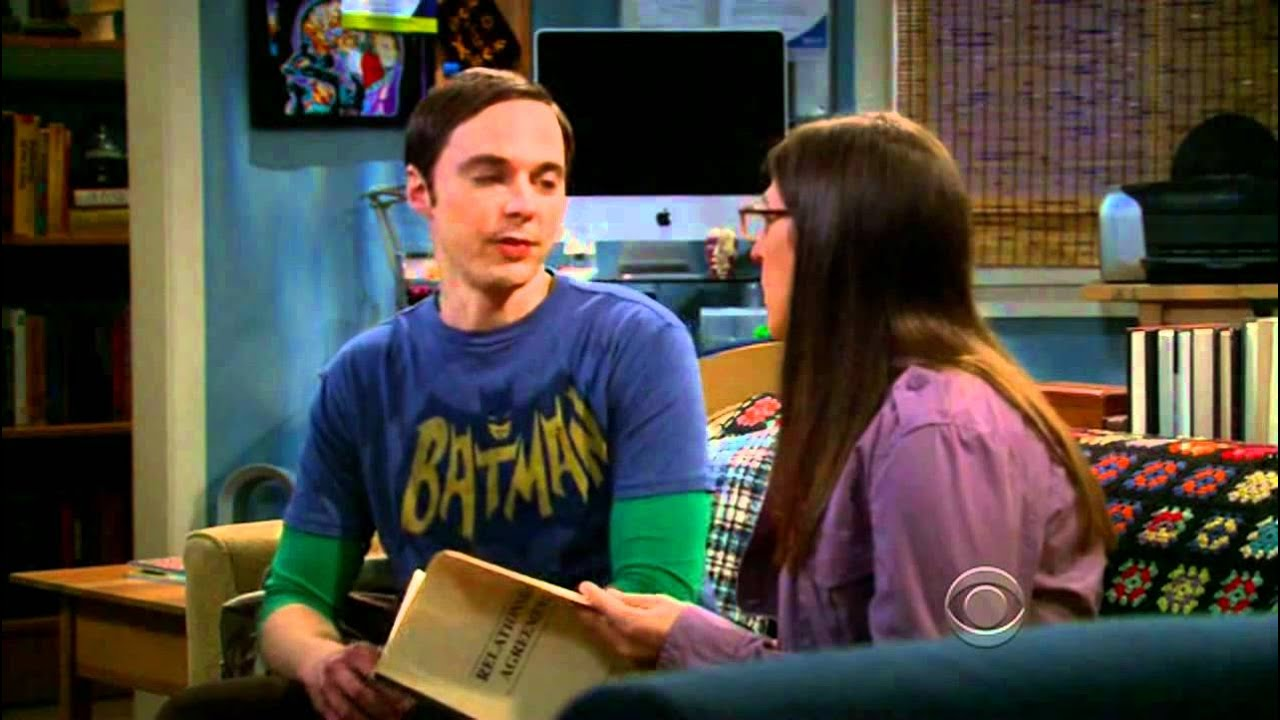 the big bang theory relationship agreement journal star