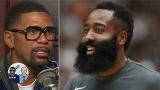 James Harden is playing like Russell Westbrook isn't there – Jalen Rose | Jalen & Jacoby