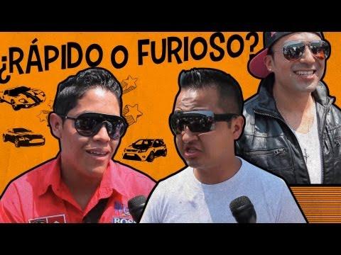 RAPIDOS Y  FURIOSOS 69