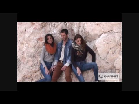 Chicas con jeans Moda pantalones vaqueros 12