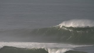 Colin Dwyer's Worst Wipeout at Mavericks