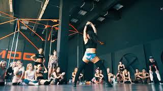 Dhq Lua Bonchinche. Solo. Choreography by Jamie. Nrg Twerk camp 2018