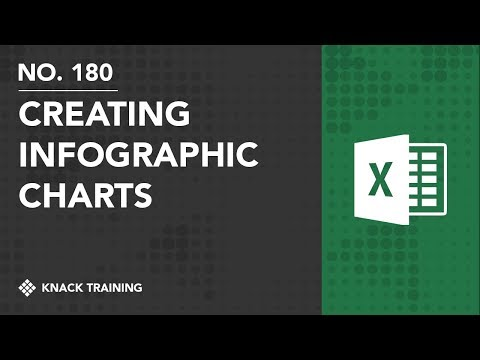Creating infographics in excel