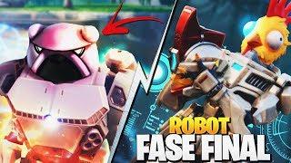 EL EVENTO FINAL SE APROXIMA *ULTIMA FASE* del ROBOT | FORTNITE: Battle Royale