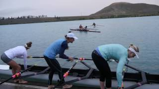 National Rowing Champs 2017 RAW footage Sunday and Monday