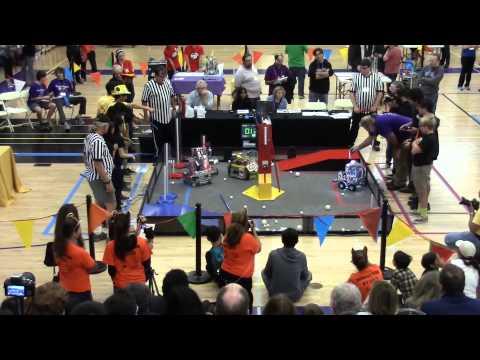 RCGFoPL FTC #4238 Qualifying Match #3