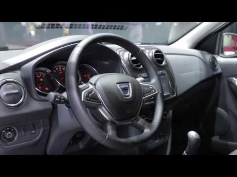 2016 New Dacia SANDERO Stepway Interior Design Trailer | AutoMotoTV