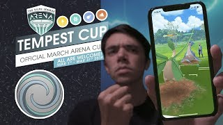 POKÉMON GO TEMPEST CUP PREPARATION & BATTLES | Pokémon GO PVP