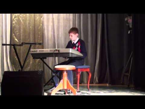 Wiązanka Utworów Klasycznych W Rytmie Disco - Bytom Keyboard Ton 17.04.2012 Gra Jan Kuś