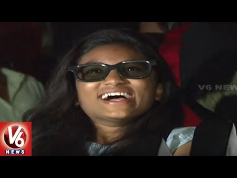 Special Report On 9D Virtual Reality Theater In Hyderabad | V6 News