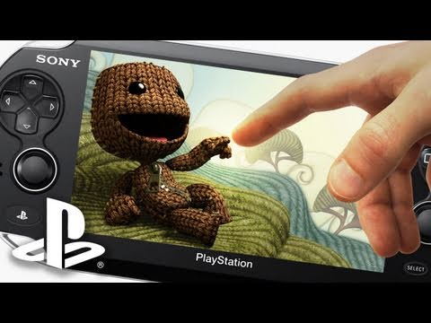 E3 2011 Rewind: PS Vita LittleBigPlanet (Live Stream Interview)