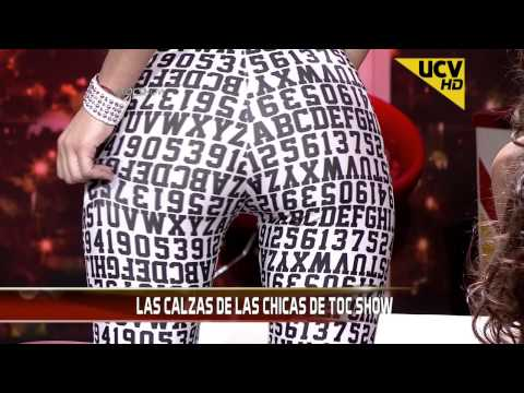 Chicas de Toc Show muestran sus calzas thumbnail