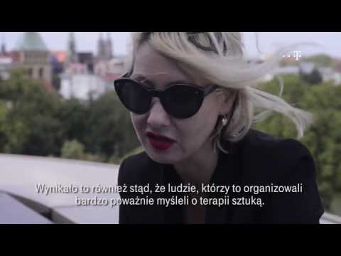 Rykarda Parasol Na T-mobile Nowe Horyzonty 2013 video