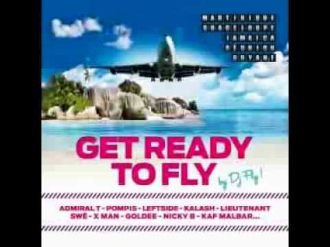 Admiral T - Follow The Leader (extract Dj Fly - Get Ready To Fly) video