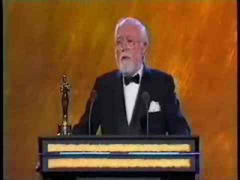 Sir Richard Attenborough on Mahatma Gandhi l EMMA Awards