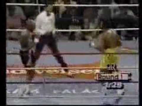 hagler hearns round 1 Video