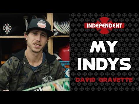David Gravette: My Indys | Independent Trucks