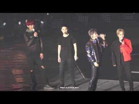 160723 The EXO'rDIUM in Seoul - 중간토크 D.O. Focus