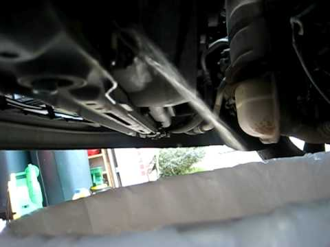 02 ford focus coolant / antifreeze flush and change part 2