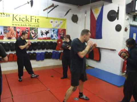 Streetwise -Jun Fan/Jeet Kune Do class at Kickfit Martial Arts Academy,Nottingham,UK Image 1
