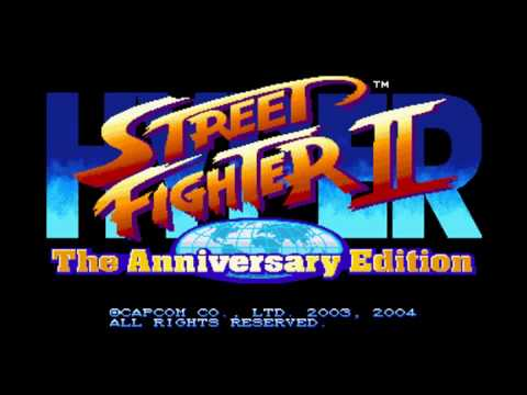 Hyper Street Fighter II Music - Ryu Stage