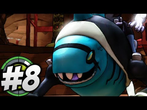 Ben 10: Omniverse Wii/Wii U/PS3/Xbox - Part 8 - Extreme Earth Makeover: Malware Edition 1/2