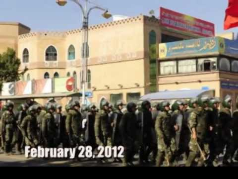 CHINA UNREST 20 Killed, Many Injured & Detained Feb.2012. Prediction - Balloon 'POPS'