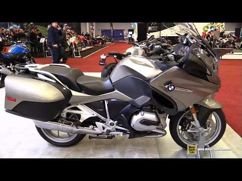 2016 BMW R1200RT - Walkarond - 2016 Montreal Motorcycle Show