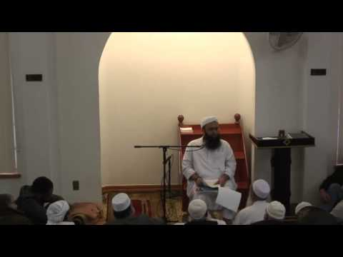 Jummah December 21 2012