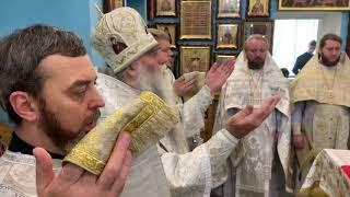 Престольный праздник Свято-Архангело-Михайловского монастыря г. Одессы