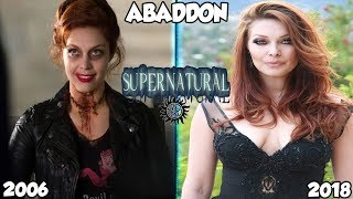 Supernatural Then And Now 2018
