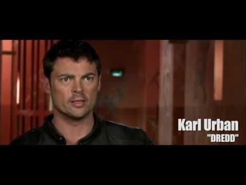 Karl Urban, Alex Garland Interviews -- DREDD Featurette