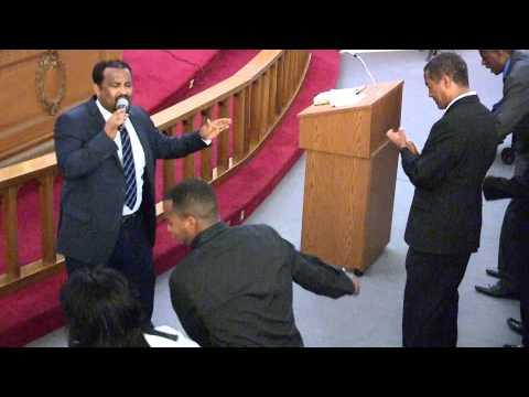 Pastor Dawit Molalign Saturday Part 3 video