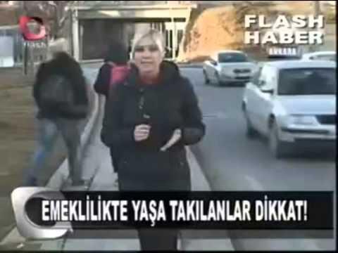 EMEKLİLİKTE YAŞA TAKILANLAR-8 EYLÜL 1999 KARARI-FLASH TV-ANA HABER-TÜRK MEDYA SUNAR.