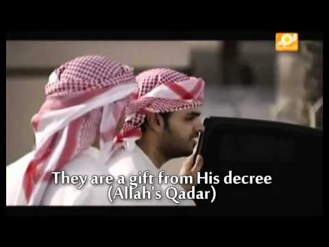 Beautiful Nasheed My heart calls out - Muhammad al-Omary ينادي فؤادي