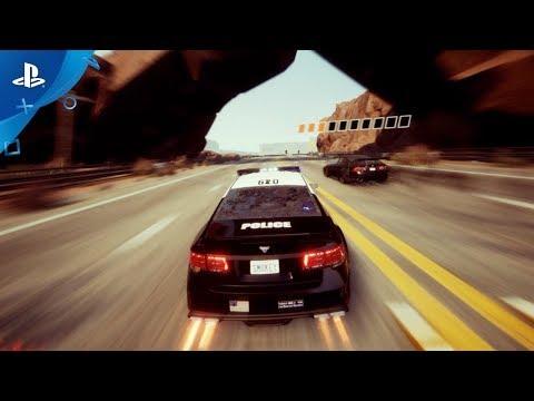 Dangerous Driving   Launch Trailer   PS4