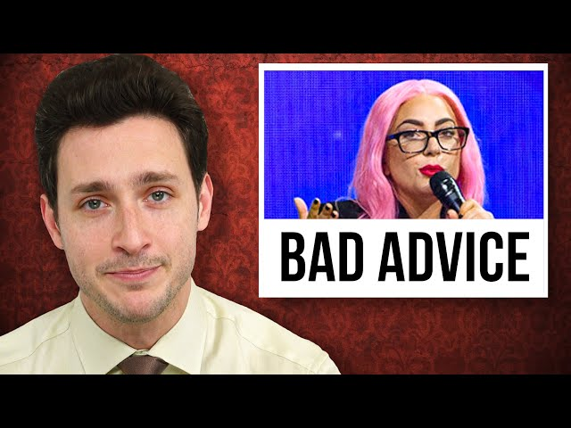 Doctor Reacts To Lady Gaga's Disappointing Medical Statement thumbnail