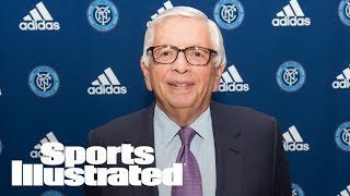 Former NBA Commissioner: Marijuana 'Should Be Removed From Ban List' | SI Wire | Sports Illustrated