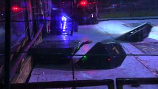 Robot Wars Colchester 2014 - Maelstrom & Weird mAlice vs Eruption & TR2