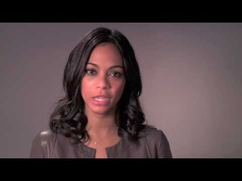 Zoe Saldana supports FINCA s Hand Up for Haiti Campaign!